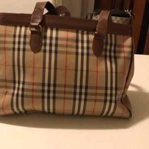 Burberry Bags - Burberry London Vintage Nova Check tote
